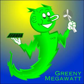 Megawatt in kwh